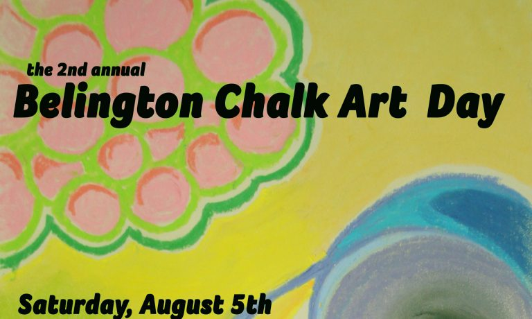 2017 Belington Chalk Art Day